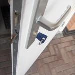 meerpuntsluiting in deur